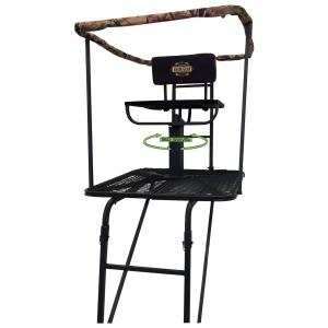 guide gear 16' swivel ladder tree stand review