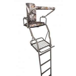 summit solo deluxe ladder stand review