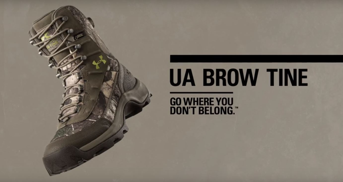 new arrival 16eab 76462 Under Armour Brow Tine {REVIEW} UA 800 Hunting Boots - DeerHunters