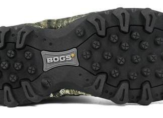 photo of bogs diamondback waterproof hunting boots sole