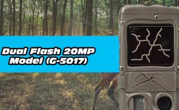 Dual Flash 20MP Model (G-5017)