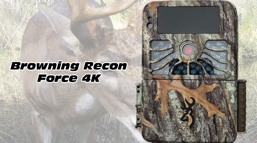 Browning Recon Force 4K