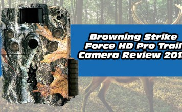 Browning Strike Force HD Pro Trail Camera Review 2018