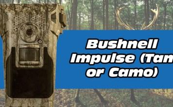 Bushnell Impulse (Tan or Camo)