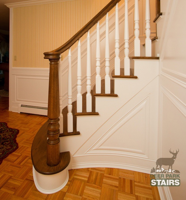 Long Island Custom Stair Builders – Deer Park Stairbuilding And | Staircase Builders Near Me | Deck | Baluster | Wrought Iron | Diy Staircase | Wood