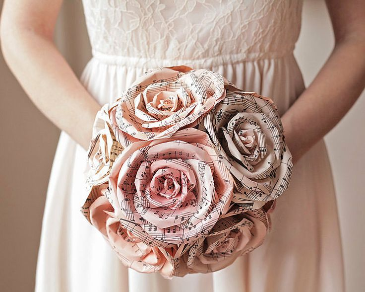 20 Unique DIY Wedding Bouquet Ideas Part 1 Deer Pearl