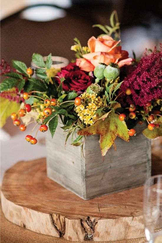 50 Vibrant And Fun Fall Wedding Centerpieces Deer Pearl