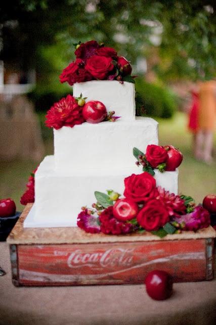Fall Wedding Favors