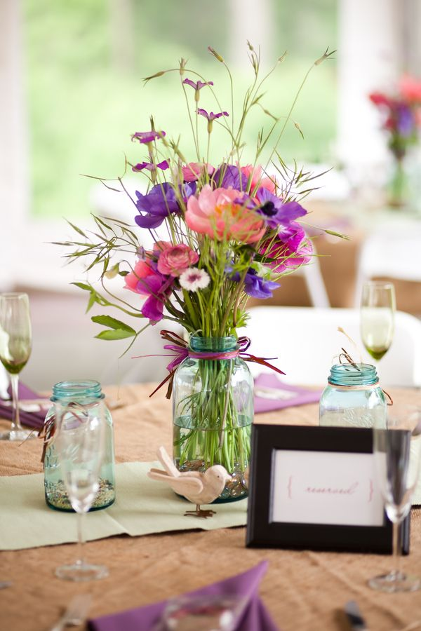 Fall Wedding Party Colors