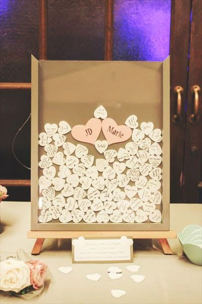 20 Unique And Creative Wedding Guest Book Ideas Deer Pearl Flowers