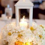 48 Amazing Lantern Wedding Centerpiece Ideas Deer Pearl Flowers
