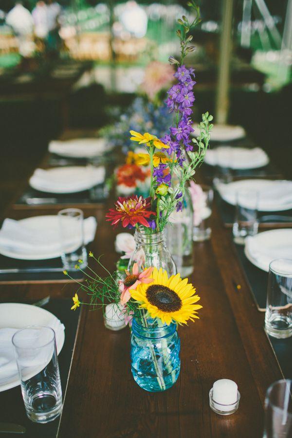 50 Wildflowers Wedding Ideas For Rustic Boho Weddings Deer Pearl Flowers