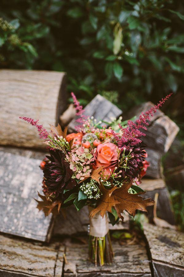 Fall Wedding Backdrops