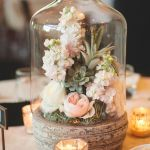 20 Unique Rustic Terrarium Wedding Centerpieces Deer Pearl Flowers