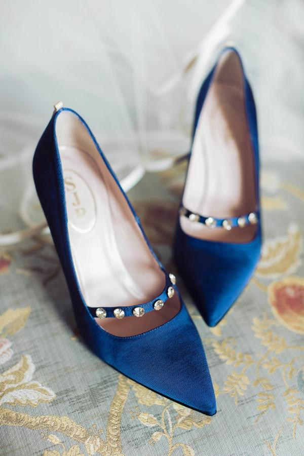 Bridal Shoes Heels
