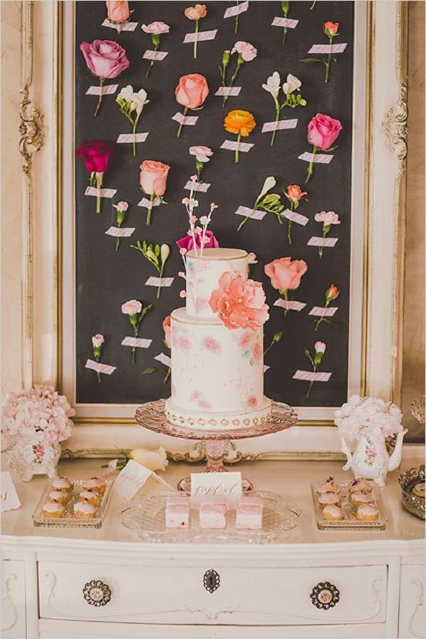 27 Amazing Wedding Cake Display Amp Dessert Table Ideas