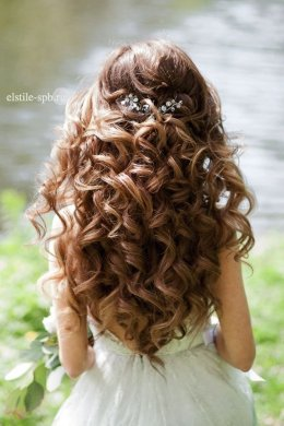 pinned up curls wedding hairstyles » Full HD MAPS Locations ...