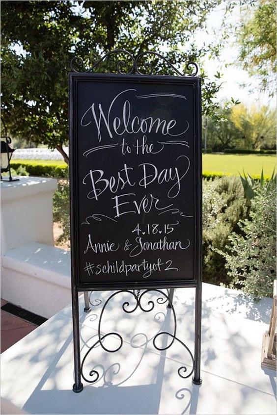 30 Rustic Wedding Signs Amp Ideas For Weddings Deer Pearl