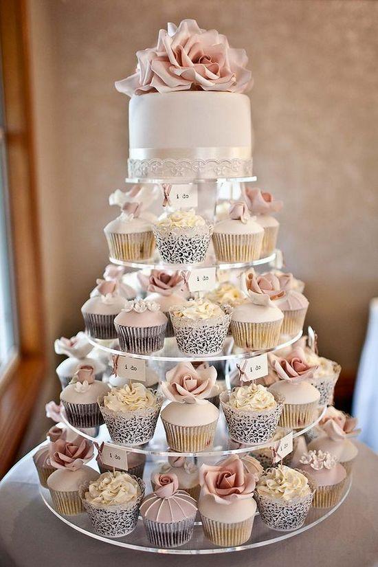 25 Delicious Wedding Cupcakes Ideas We Love Deer Pearl