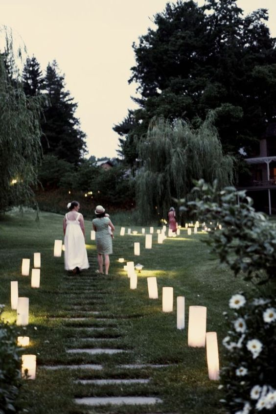 20 Creative Wedding Entrance Walkway Decor Ideas Deer Pearl Flowers