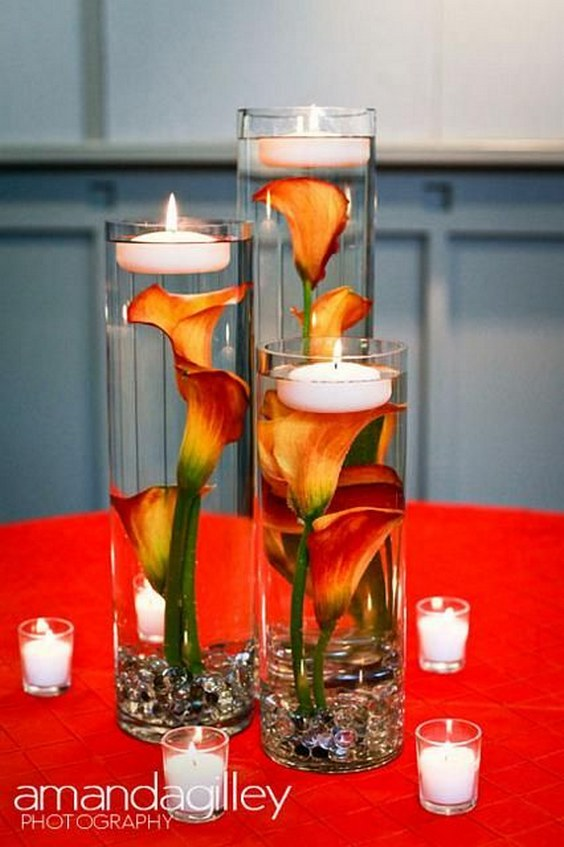 40 Cheerful Fall Orange Wedding Ideas Deer Pearl Flowers