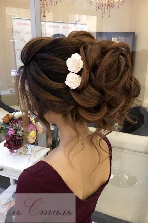 65 Long Bridesmaid Hair Amp Bridal Hairstyles For Wedding