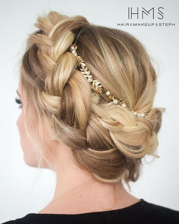 50 Incredible Long Wedding Hairstyles From Hair Amp Makeup