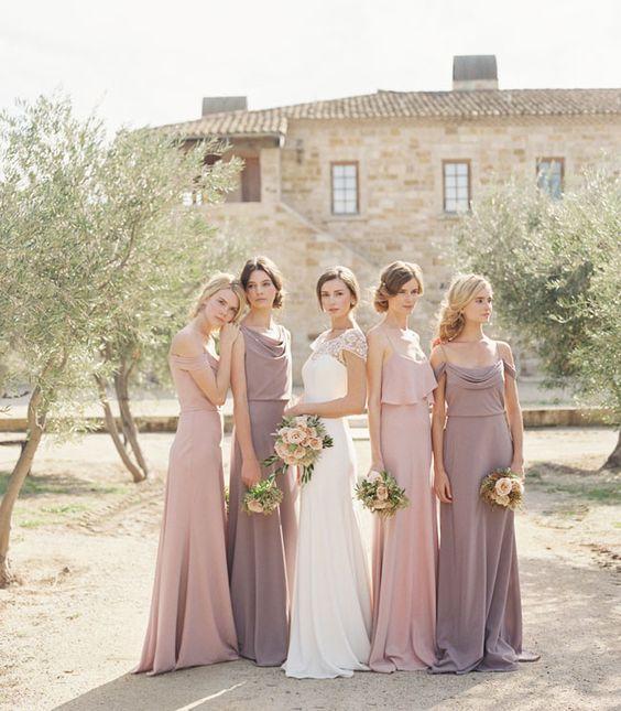 Fall Color Palette Weddings
