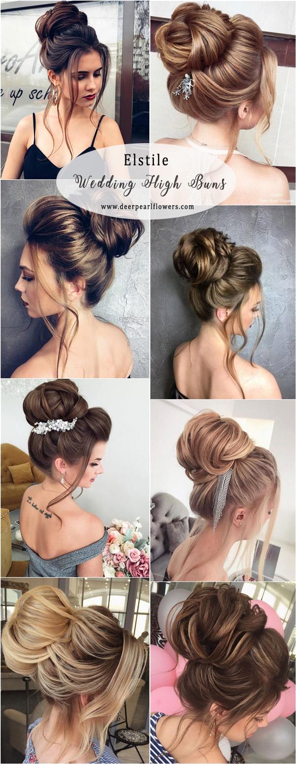 54 best elstile wedding hairstyles for 2019 | deer pearl flowers