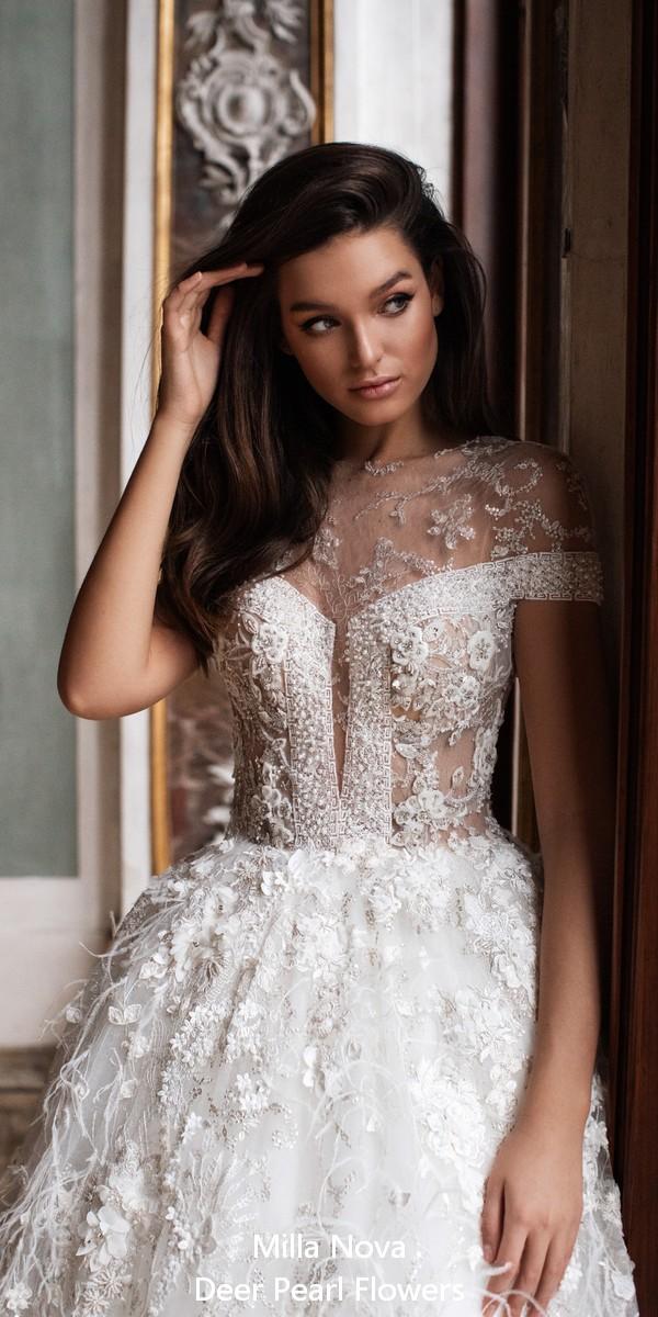 Milla Nova Royal Wedding Dresses 2020