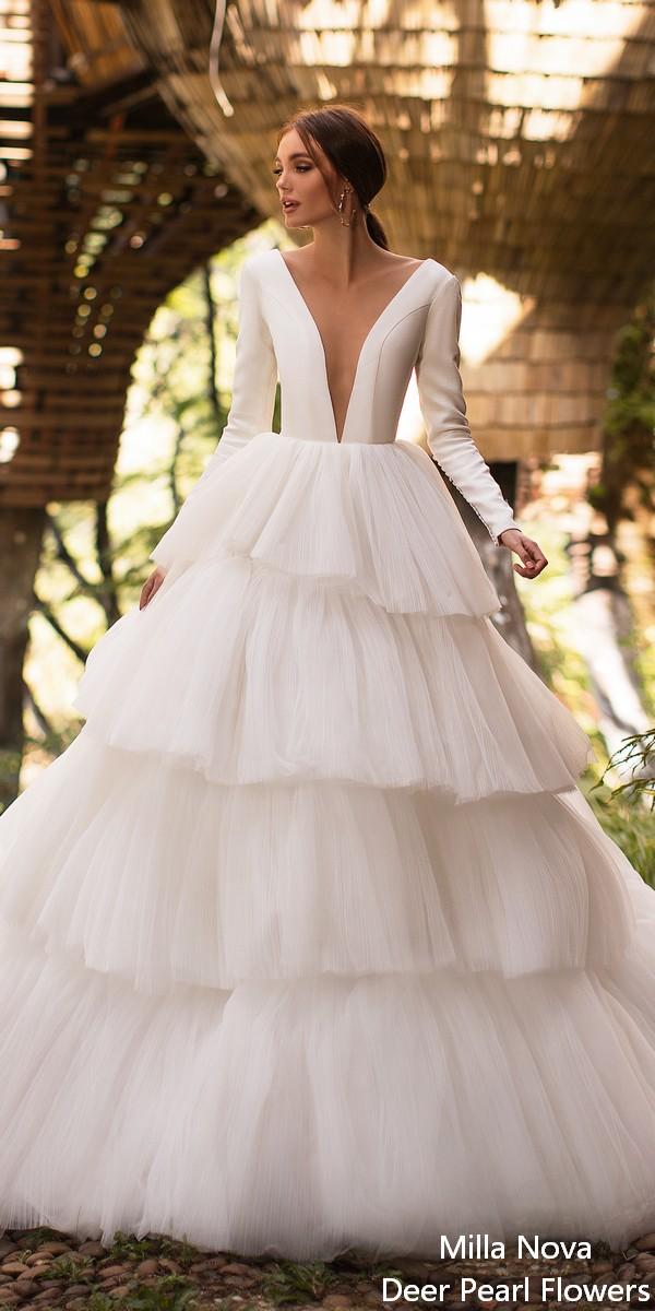 Milla Nova by Lorenzo Rossi Wedding Dresses 2020 Liora