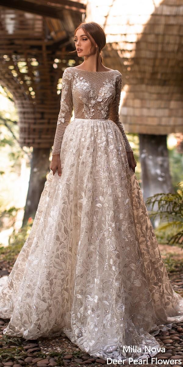 Milla Nova by Lorenzo Rossi Wedding Dresses 2020 Niall