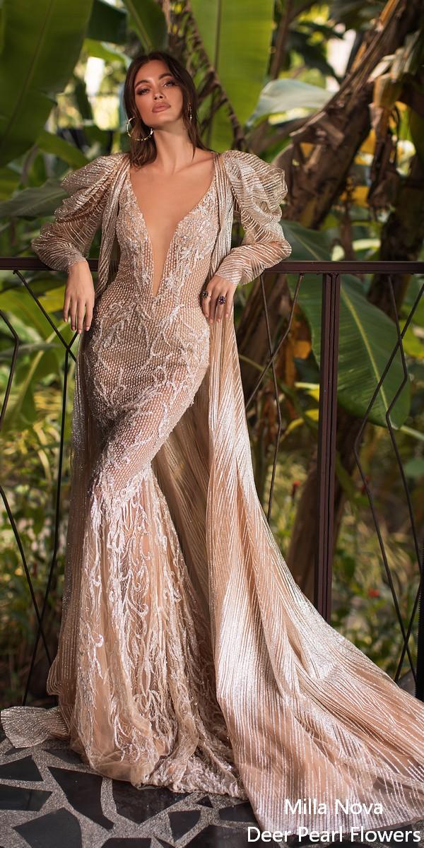 Milla Nova by Lorenzo Rossi Wedding Dresses 2020 Perseya