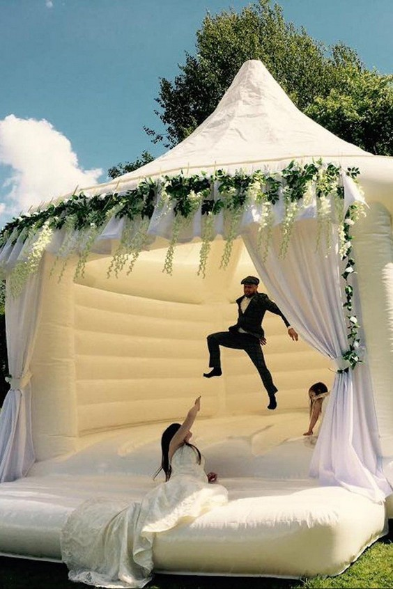 Wedding Bouncy Castles for Kids