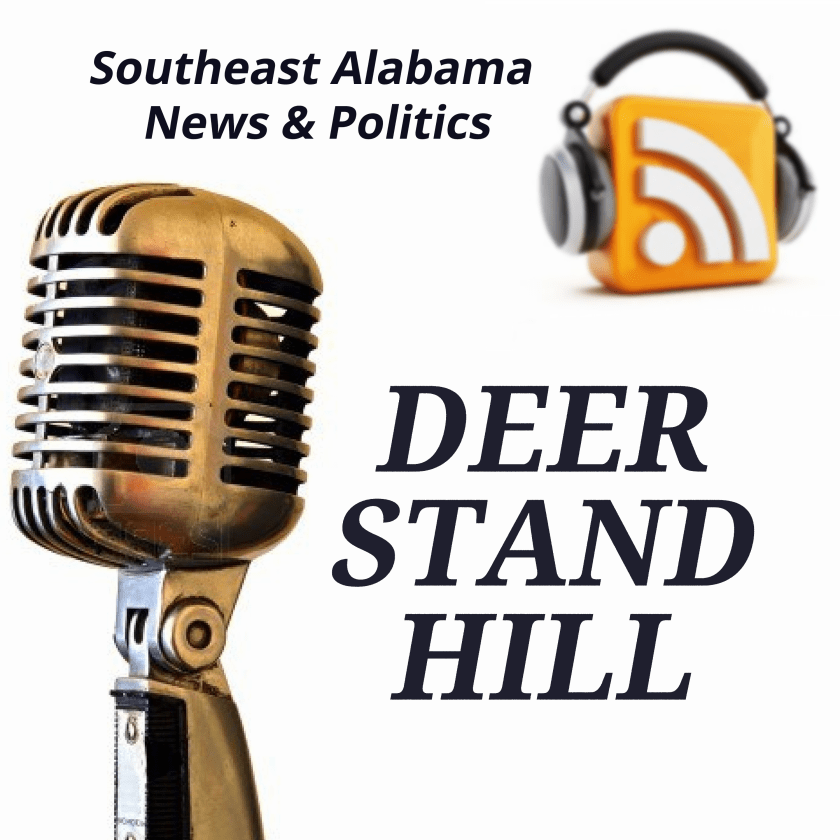 Deer Stand Podcast Logo