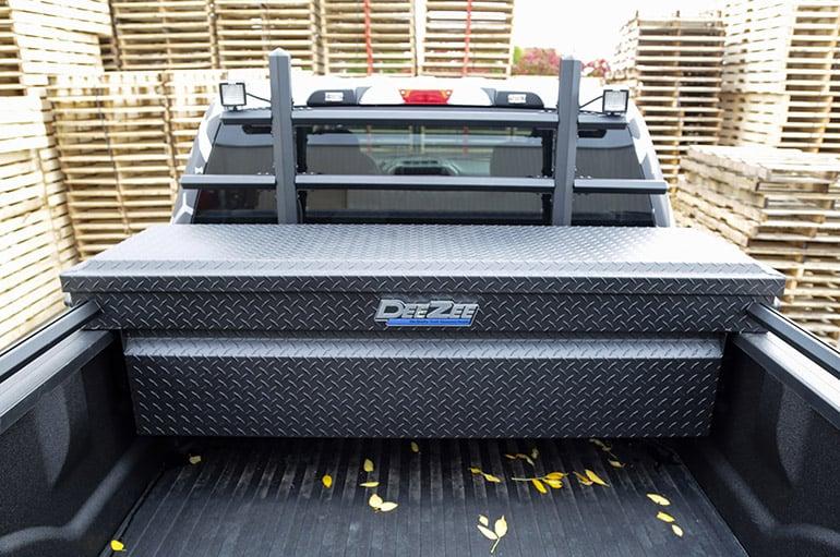 hex truck rack