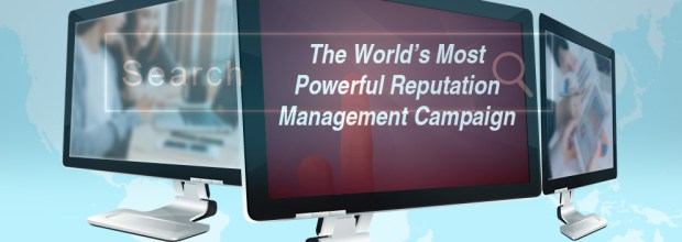 RepControl - The World's Most Powerful Reputation Management Campaign