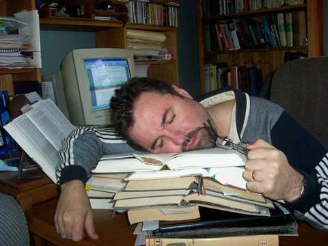 stress lavorativo con i computer