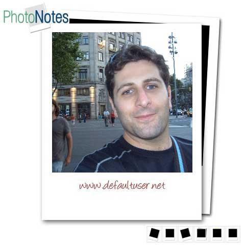 foto in stile polaroid