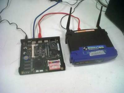 Come costruire un potente appliance basato su piattaforma Alix 2d13