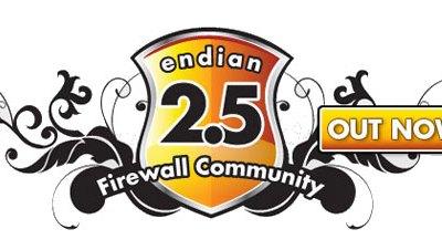 Endian Firewall Community 2.5 nuova release
