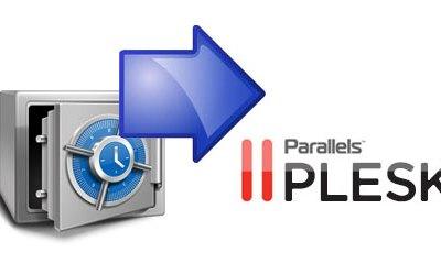 Come estrarre files dai backup creati con Parallels Plesk