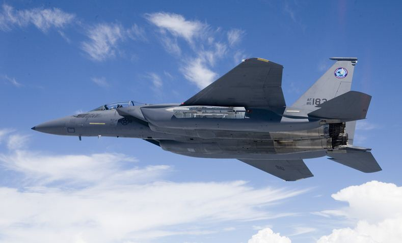 Boeing F-15 Silent Eagle Specification & Technical Data