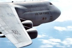Lockheed Martin Delivers First Production C-5M Super Galaxy To U.S. Air Force