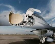 Raytheon Flies New Advanced Combat Radar On F-16