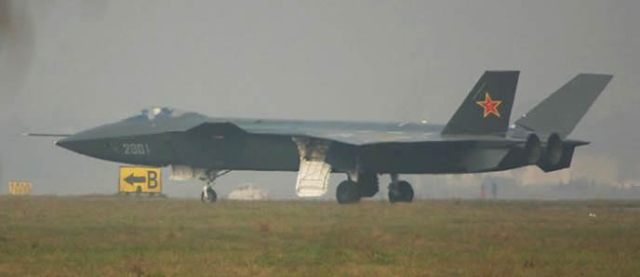 Chengdu J-20 China's first stealth fighter takes to the skies