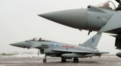 Eurofighter Typhoon attains the 100,000 flying hours milestone