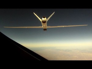 Northrop Grumman demonstrates Unmanned Aerial Vehicle air-to-air refueling