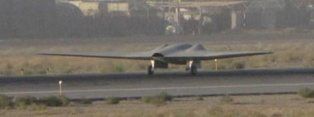Lockheed Martin RQ-170 Sentinel still in top secrecy