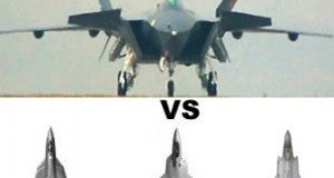 Clash of Stealth Fighters